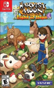 Harvest Moon Light Of Hope Special Edition - Nintendo Switch ( NOVO )