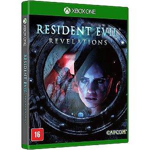 Resident Evil: Revelations - XBOX ONE ( USADO )