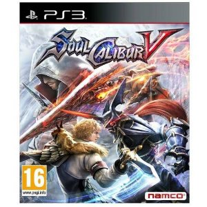Soul Calibur V - Ps3 ( USADO )