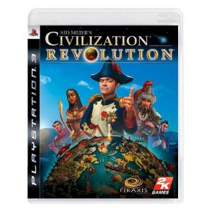 Sid Meiers Civilization Revolution - Ps3 - ( USADO )