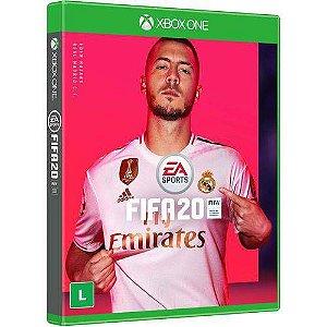FIFA 20 - XBOX ONE ( Pré-Venda 27/09 )