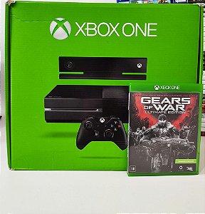 Console - Xbox One 500GB Com 1 jogo ( USADO )
