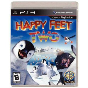 Happy Feet 2 - Ps3 ( USADO )