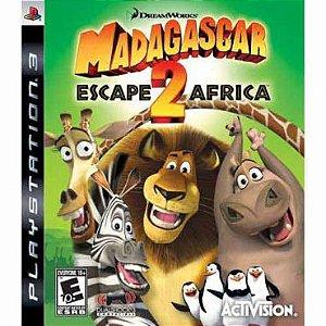 Madagascar: Escape 2 Africa - Ps3 ( USADO )
