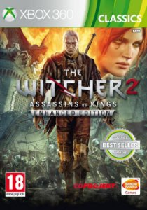 The witcher 2 Assassins of Kings Enhanced Edition - Xbox 360 ( USADO )