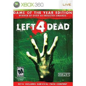 Left 4 Dead Goty - Xbox 360 ( USADO )