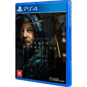 Death Stranding Edition - PS4 ( Pré-Venda 08/11 )