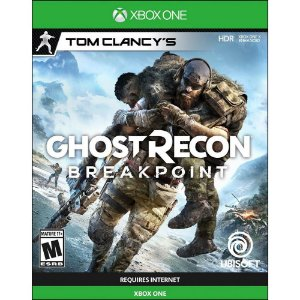 Ghost Recon Breakpoint - Xbox One ( USADO )