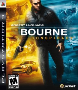 Robert Ludlum's The Bourne Conspiracy - PS3 ( USADO )