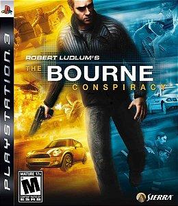 Robert Ludlum's The Bourne Conspiracy - PS3 ( USADO )