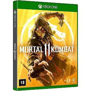 Mortal Kombat 11 - XBOX ONE ( USADO )
