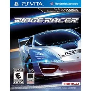 Ridgeracer - Ps Vita ( USADO )
