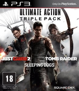 Ultimate Action Triple Pack - PS3 ( USADO )