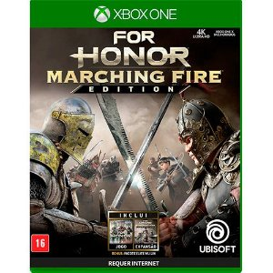 For Honor Marching Fire Edition - XBOX ONE ( NOVO )