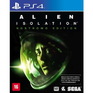Alien Isolation - Nostromo Edition - PS4 ( USADO )