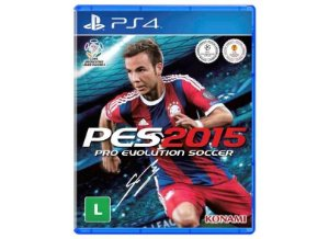 Pes 15 Pro Evolution Soccer 2015 - PS4 ( USADO )