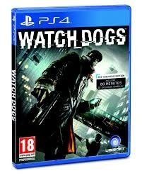 Watch Dogs - PS4 ( USADO )
