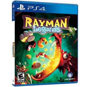 Rayman Legends - PS4 ( USADO )