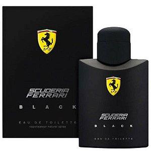 Perfume Masculino Ferrari Black 125ml ( Importado Masculino )
