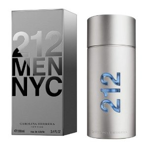 Perfume 212 Men Nyc Carolina Herrera 100ml ( Importado Masculino )