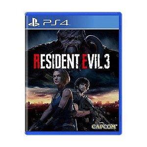 Resident Evil 3 - PS4 ( Usado )