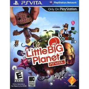 Little Big Planet - Ps Vita ( USADO )