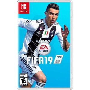 FIFA 19 - Nintendo Switch ( USADO )