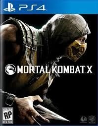 Mortal Kombat X - PS4 ( USADO )