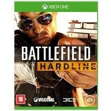 Battlefield Hardline BR - XBOX ONE ( USADO )