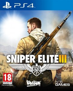 Sniper Elite 3 - PS4 ( USADO )