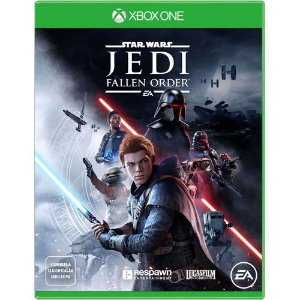 Star Wars Jedi Fallen Order - XBOX ONE ( NOVO )
