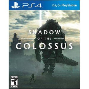 Shadow of the Colossus - PS4 ( USADO Capa de Papelão )
