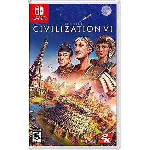 Sid Meier's Civilization VI - Switch ( USADO )