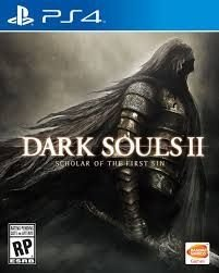 Dark Souls 2 Scholar of The First Sin - PS4 ( USADO )