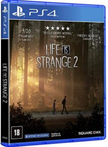 Life Is Strange 2 - PS4 ( USADO )
