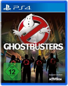 Ghostbusters - PS4 ( USADO )