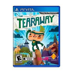 Tearaway - PS VITA ( USADO )