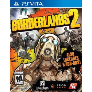 Borderlands 2 - Ps vita ( USADO )