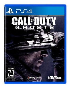 Call Of Duty: Ghosts - PS4 ( USADO )