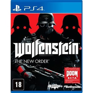 Wolfenstein - The New Order - PS4 ( USADO )