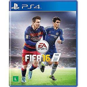 FIFA 16 - PS4 ( USADO )