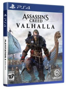 Assassin's Creed Valhalla - PS4 ( Pré-Venda 10/11 )