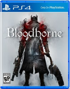 BLOODBORNE - PS4 ( USADO )