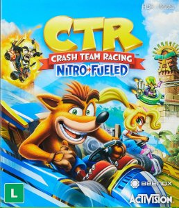 Crash Team Racing Nitro Fueled - Xbox One ( USADO )