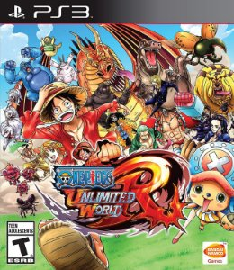 One piece unlimited world red - Ps3 ( USADO )
