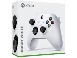 Controle Sem Fio Xbox Series S/X Robot White ( NOVO )