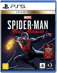 Marvel's Spider-Man: Miles Morales (Edição Ultimate) - PS5 ( NOVO )