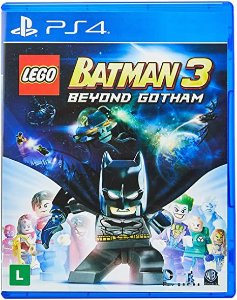 Lego Batman 3 - PS4 ( USADO )