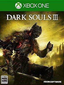 Dark Souls 3 - XBOX ONE ( USADO )