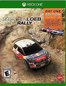 Sebastien Loeb Rally Evo - Xbox One ( NOVO )